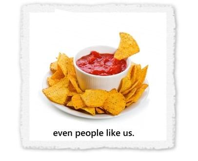 People like Us.
