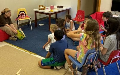 Story Time with Ms. Pat Kienzle – It Could Have Been Worse