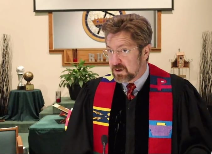 """The Spirit of Christ in Me?"" Spring 2021 Sermon Series"