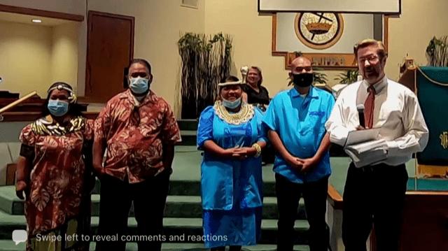 Church votes to invite Marshallese Congregation to worship @ RHBC