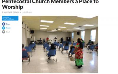 """Ozarks at Large"" on KUAF Highlights RHBC/Marshallese partnership"