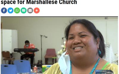 RHBC Highlighted on KNWA for Marshallese Partnership